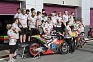 L'Aprilia continua a scoprire la RS-GP 2016 nella FP1