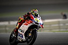 Qatar MotoGP: Iannone is Lorenzo de baas in derde training