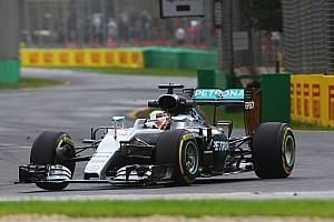 Formula 1 Prove libere Melbourne, Libere 3: Ferrari vicina dietro alle Mercedes