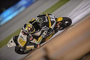 Moto2 Rennbericht Thomas Lüthi gewinnt den Moto2-Auftakt von Katar