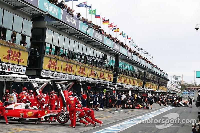 La Fórmula 1 no descarta utilizar en el futuro el sistema de eliminación
