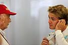 Rosberg necesitaba empezar con una victoria, dice Lauda