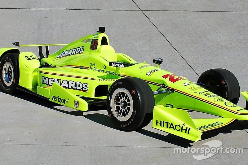 Menards de retour à l'Indy 500 avec Pagenaud et Penske ...
