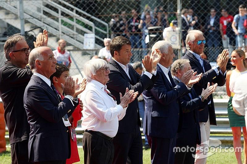 Bernie chiama Bendinelli come garante di Monza
