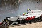 Nuevo chasis para Gutiérrez después del accidente con Alonso