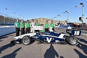 Indy Lights Qualifiche Kyle Kaiser conquista la pole a Phoenix