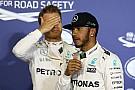 """Hamilton: """"Het was mijn eerste goede ronde van het weekend"""""""