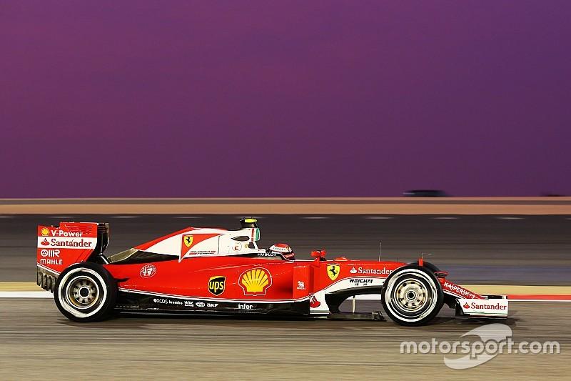رايكونن واثق من وتيرة فيراري في سباق البحرين