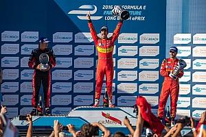 Formula E Reporte de la carrera Di Grassi toma revancha y gana en Long Beach