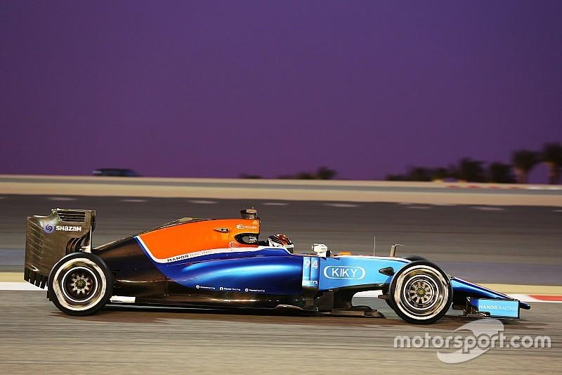 维尔雷恩:马诺车队找到了真正的速度