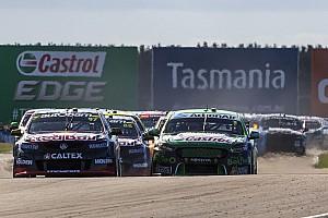 Supercars Rennbericht Öl-Drama in Tasmanien: Will Davison staubt ab