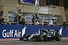 """Rosberg na vijfde overwinning op rij: """"Gaaf"""""""