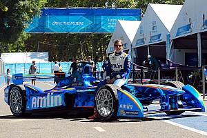 Formula E Entrevista Simona de Silvestro hizo historia en la Fórmula E