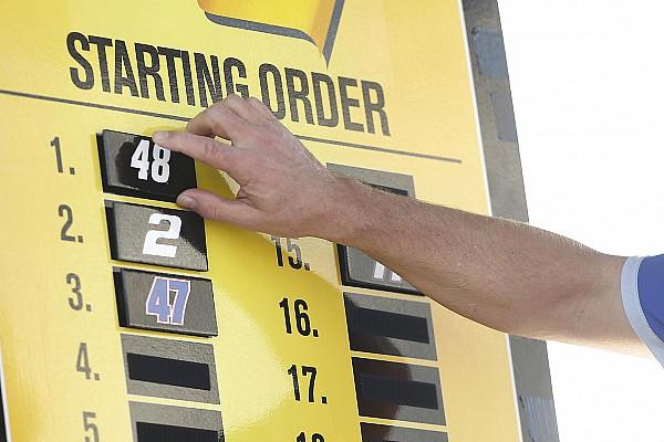 Rien ne sert de partir en pole position en Sprint Cup!