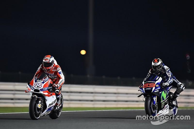 Лоренсо будет конкурентоспособен в Ducati, считает Росси