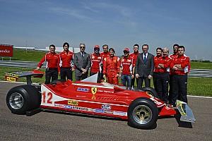 Formule 1 Actualités Vidéos - Jacques Villeneuve au volant des F1 de Gilles