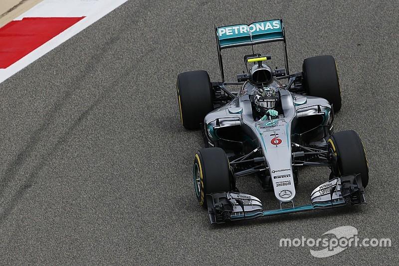 Mercedes espera estratégias de pneus extremas para China