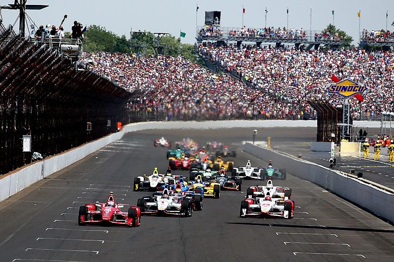 34 autos inscritos para las Indy 500