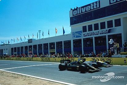 El primer GP de España F1 en Jerez: victoria de Senna por un suspiro