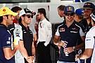 Гонщики Формулы 1 поужинали вместе