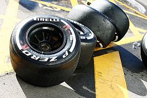 Формула 1 Новость Команды получили шины для испытаний в аэродинамической трубе