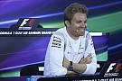 """Rosberg: """"Penalty Hamilton maakt mijn weekend niet eenvoudiger"""""""