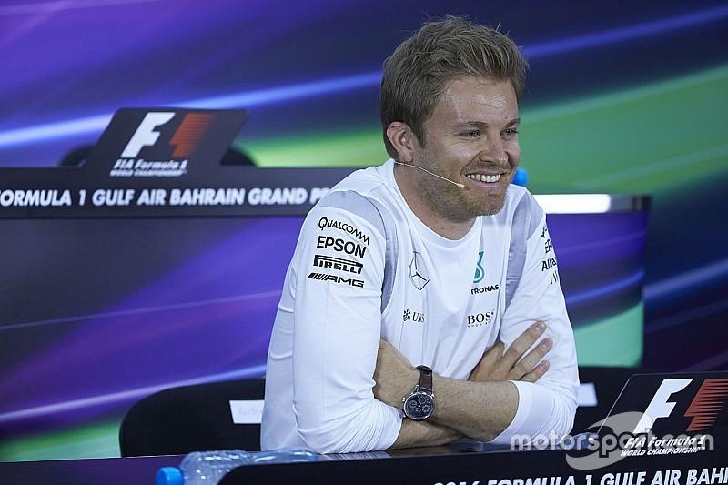 Rosberg dice que Hamilton aún peleará por la victoria