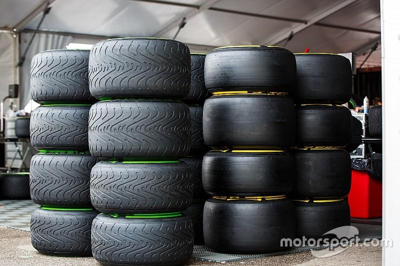 Pirelli планирует начать тесты шин 2017 года в июле