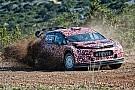 Citroën deja ver su coche para el WRC 2017