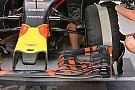 Formel-1-Technik: Gezackte Flaps am Frontflügel des Red Bull RB12