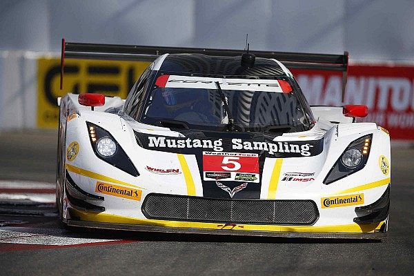 Action Express Racing y BMW lograron la pole en Long Beach