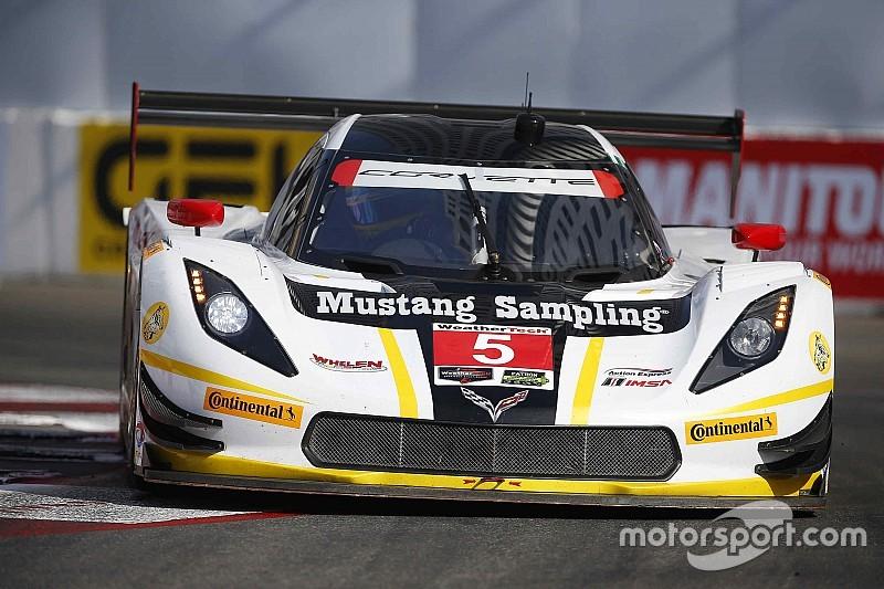 Action Express Racing y BMW lograron la pole en Long Beach