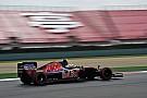 Toro Rosso niet tevreden: