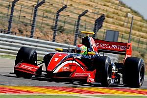 فورمولا  V8 3.5 تقرير السباق أراغون: ديليتراز يسيطر على السباق بعد حادث أورودزيف