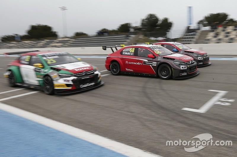 Citroën y Honda empatan en la MAC 3 en Eslovaquia