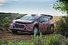 Citroen: un piccolo incidente ritarda lo sviluppo della C3 WRC 2017