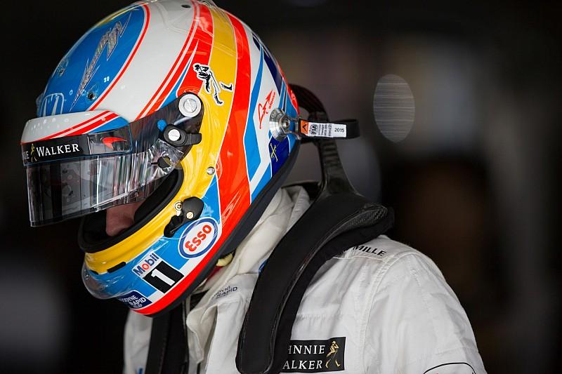 """Alonso, decepcionado: """"Esperábamos estar en los puntos"""""""