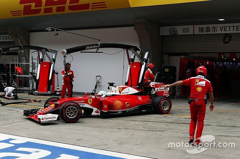 """Mercedes: """"Los problemas de motor de Ferrari nos ayudaron"""""""