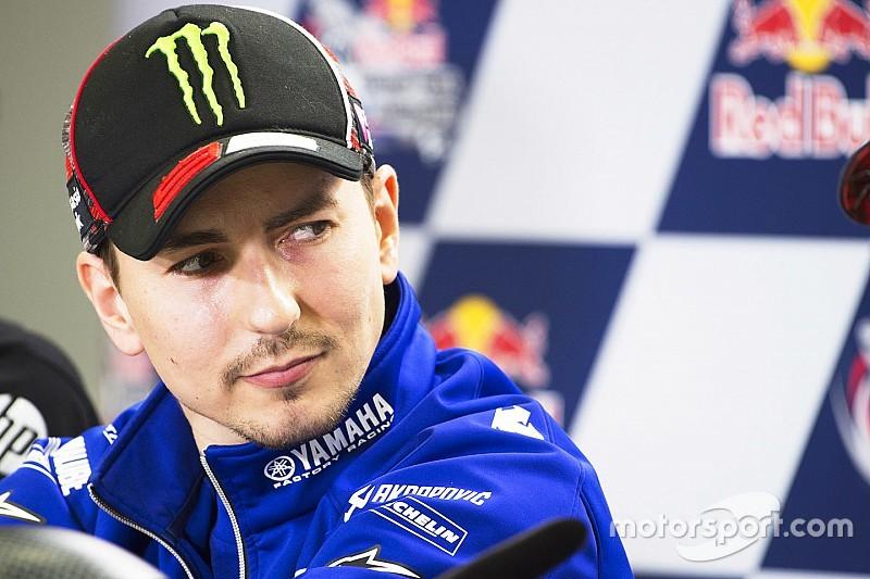 Jorge Lorenzo maakt in 2017 overstap naar Ducati