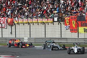 F1 Artículo especial La columna de Felipe Massa: Cómo mantuve a Lewis detrás en China