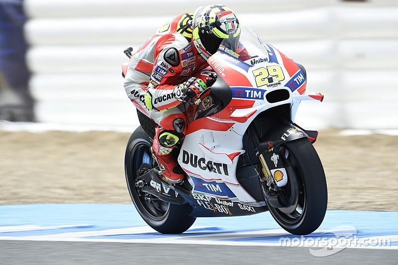Andrea Iannone: Rivalen wollen kleine Flügel verbieten, um Ducati zu schwächen