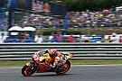 Маркес стал быстрейшим на разминке Гран При Испании