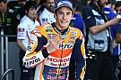 Márquez revela pedido de chefe da Honda para não cair