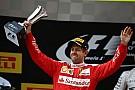 Vettel: F1 tem de ser vista como esporte e não como show