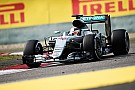 Após reparos, Hamilton poderá utilizar motor da China