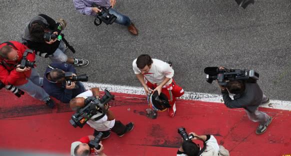 Alonso'ya göre Massa en iyilerden birisi