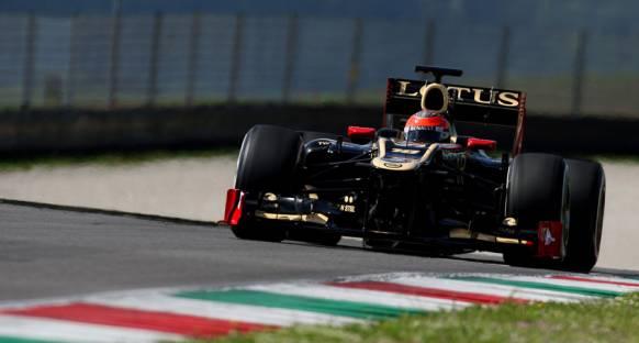 Grosjean, Mugello testlerini zirvede tamamladı