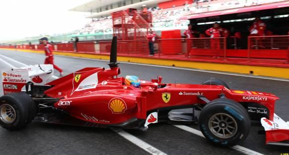 Alonso: 'Ferrari zaten hemen hemen kusursuz bir takım'