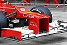 Ferrari güncellemeleri Mugello'ya yetişmeyecek