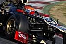 Grosjean: Aracı geliştirmeye devam edersek yarış kazanabiliriz